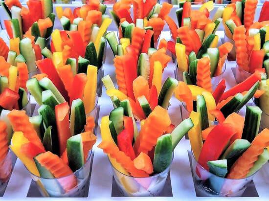 טרי ובריא -מקלוני ירקות 20 יחידות